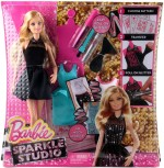 Barbie Dolls & Doll Houses Barbie Sparkle Studio