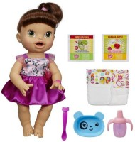Baby Alive My Baby All Gone Doll, Brunette (Multicolor)