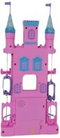 Turban Toys Battery Operated Musical Fairyland CASTLE Play Set For Kids (Multicolor)