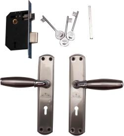 SHINE STAR Stainless Steel Matte door lock