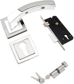 C&C(Cash & Carry) Zinc Alloy Matte door lock