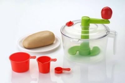 Nestwell Atta Maker Plastic Spiral Dough Maker