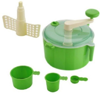 Sagar Atta Plastic Detachable Dough Maker