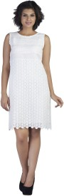 Soie Women's A-line Dress