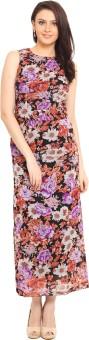 Trend Arrest Women's Maxi Dress