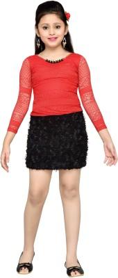 Hunny-Bunny-Girls-Bandage-Red-Dress