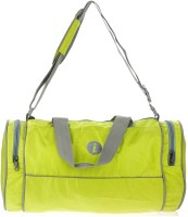 I Plain Spacious 13 Inch Gym Bag Green