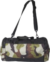 3G Army 18 Inch Gym Bag Black