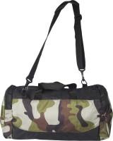 3G Army 18 Inch Gym Bag Black