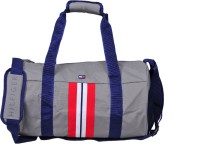 Tommy Hilfiger Panama 16 Inch Gym Bag Grey