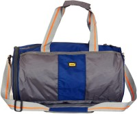 Yark Gym Bag With Shoe Pouch Pocket 17 Inch/44 Cm Navy Blue