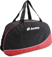 Lotto Thunder Gym Bag Black/Red