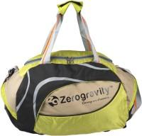 Zerogravity Star Gym 18 Inch Travel Duffel Bag Parrot Green