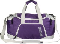 American Tourister X Bag Casual 1 23.6 inch Travel Duffel Bag Purple