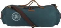 The House Of Tara Waxed Canvas Duffle/Gym Bag 20 Inch/50 Cm Combat Blue