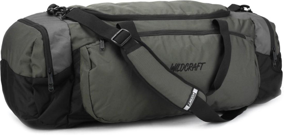 wildcraft air large 216 inch travel duffel bag green