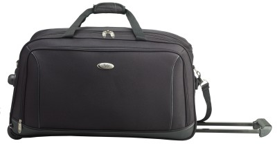 Buy Skybags Wallstreet 23.2 inch Duffel Strolley Bag: Duffel Bag