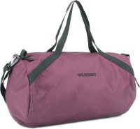 Wildcraft The Drum Burgandy 18.1 Inch Gym Bag Burgandy