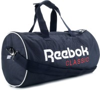 Reebok 17.7 Inch Travel Duffel Bag - Navy
