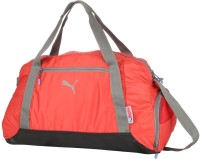 Puma Fit At Sports Cayenne And Steel Gray And Denim