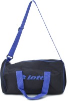 Lotto S-Class 12 Inch Gym Bag ROYAL BLACK-041