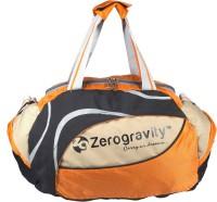 Zerogravity Star Gym 18 Inch Travel Duffel Bag Orange