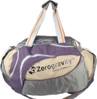 Zerogravity Star Gym 18 Inch Travel Duffel Bag Purple