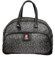 OMS Luggage OMS Duffle 18 Inch/45 Cm Silver Black