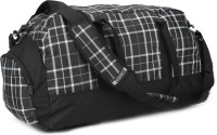 Wildcraft Atlas 22 inch Travel Duffel Bag Black