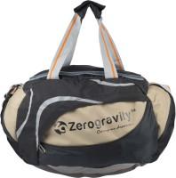 Zerogravity Star Gym 18 Inch Travel Duffel Bag Black