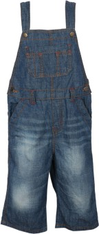 Eimoie Girl's Dungaree