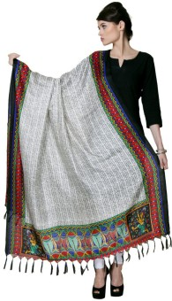 Varanga Chanderi Printed Women's Dupatta - DUPE8REM2EZE84GZ