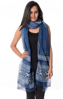 Geeta Silk Cotton Blend Printed Women's Dupatta - DUPE3F3NCXF5D7EF