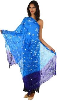 Fashiana Art Silk Self Design Women's Dupatta - DUPE6HZZJCBQC8PA
