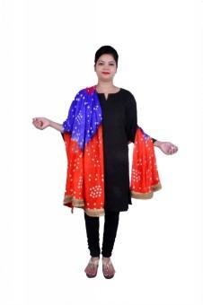 Apratim Art Silk Self Design Women's Dupatta - DUPE9YGHJD4PX9FQ