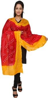 Dupatta Bazaar Art Silk Printed Women's Dupatta - DUPE3UKGN9VHUACY