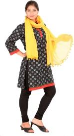 Pms Fashions Cotton Solid Women's Dupatta