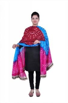 Apratim Art Silk Self Design Women's Dupatta - DUPE9YGHZJANFBXG