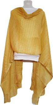Skhoza Art Silk, Polyester Lycra Blend Embellished Women's Dupatta