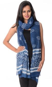 Geeta Silk Cotton Blend Printed Women's Dupatta