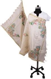 Womens Cottage Chanderi Embellished Women's Dupatta