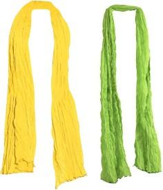 Abstra Cotton Solid Women's Dupatta
