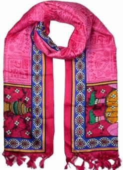 Shopatplaces Art Silk Self Design Women's Dupatta - DUPEE5RJGZJBPP3H