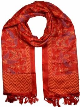 Shopatplaces Art Silk Self Design Women's Dupatta - DUPEE5RJKZCZNSEK