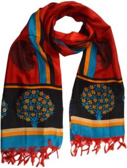 Shopatplaces Art Silk Self Design Women's Dupatta - DUPEE3RQQWMKYZJQ
