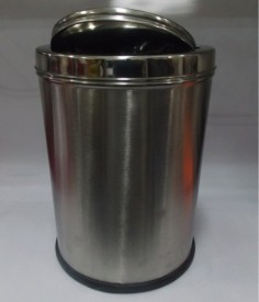 Shreehome Stainless Steel Dustbin