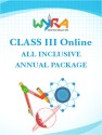 Wyra Class 3 - Online All Inclusive Annual Package School Course Material - Voucher