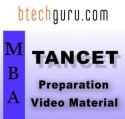 Btechguru TANCET - MBA Preparation Video Material Online Course - Voucher