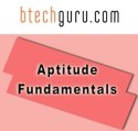 Btechguru Aptitude Fundamentals Online Course - Voucher
