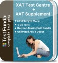 Test Funda XAT Test Centre + XAT Supplement Online Test - Voucher